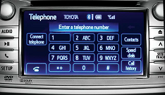 2102 Toyota Hilux Vigo comes with Bluetooth