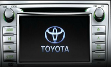 new 2016, 2017 Toyota Hilux Vigo comes with Touch Screen