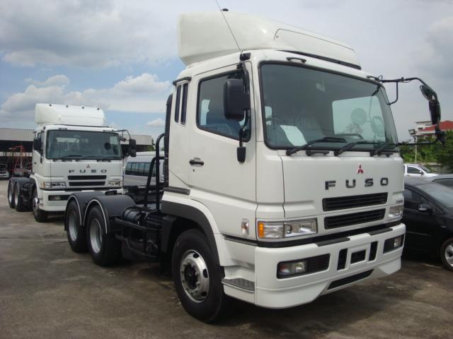 Thailand's top Mitsubishi Fuso truck import export sales of