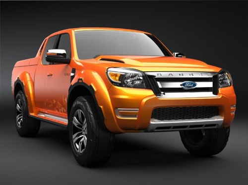 New 2016 2017 Ford Ranger