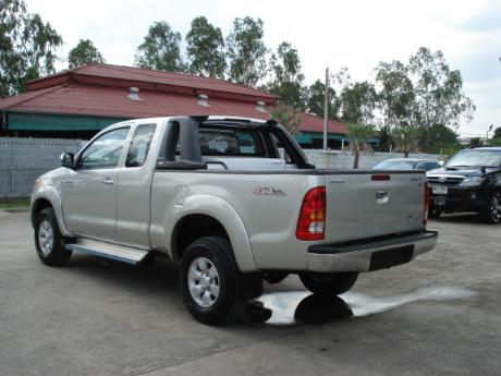 New Toyota Hilux Vigo Extra Cab pics images from Thailand's 2015 2016 new & used Toyota Hilux