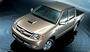 Toyota Hilux Vigo Double Cab Import Export and Sales